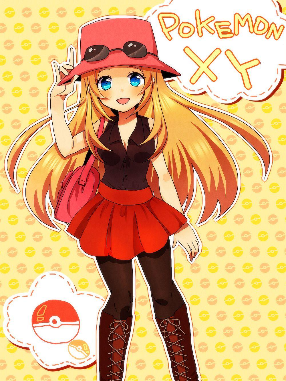 Serena | Pokemon | Know Your Meme |Pokemon Serena Gts