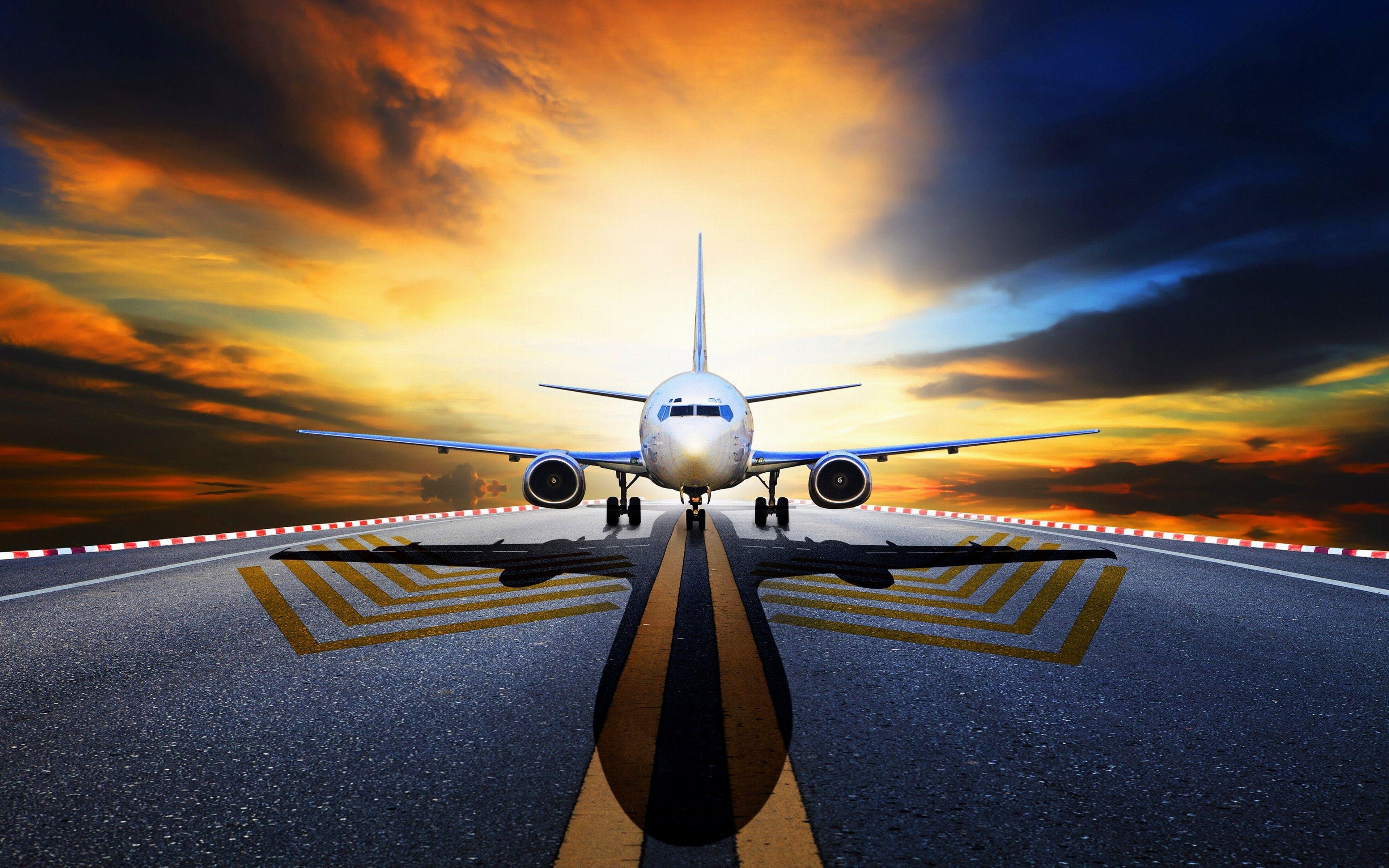 Aeroplane 4K Wallpapers
