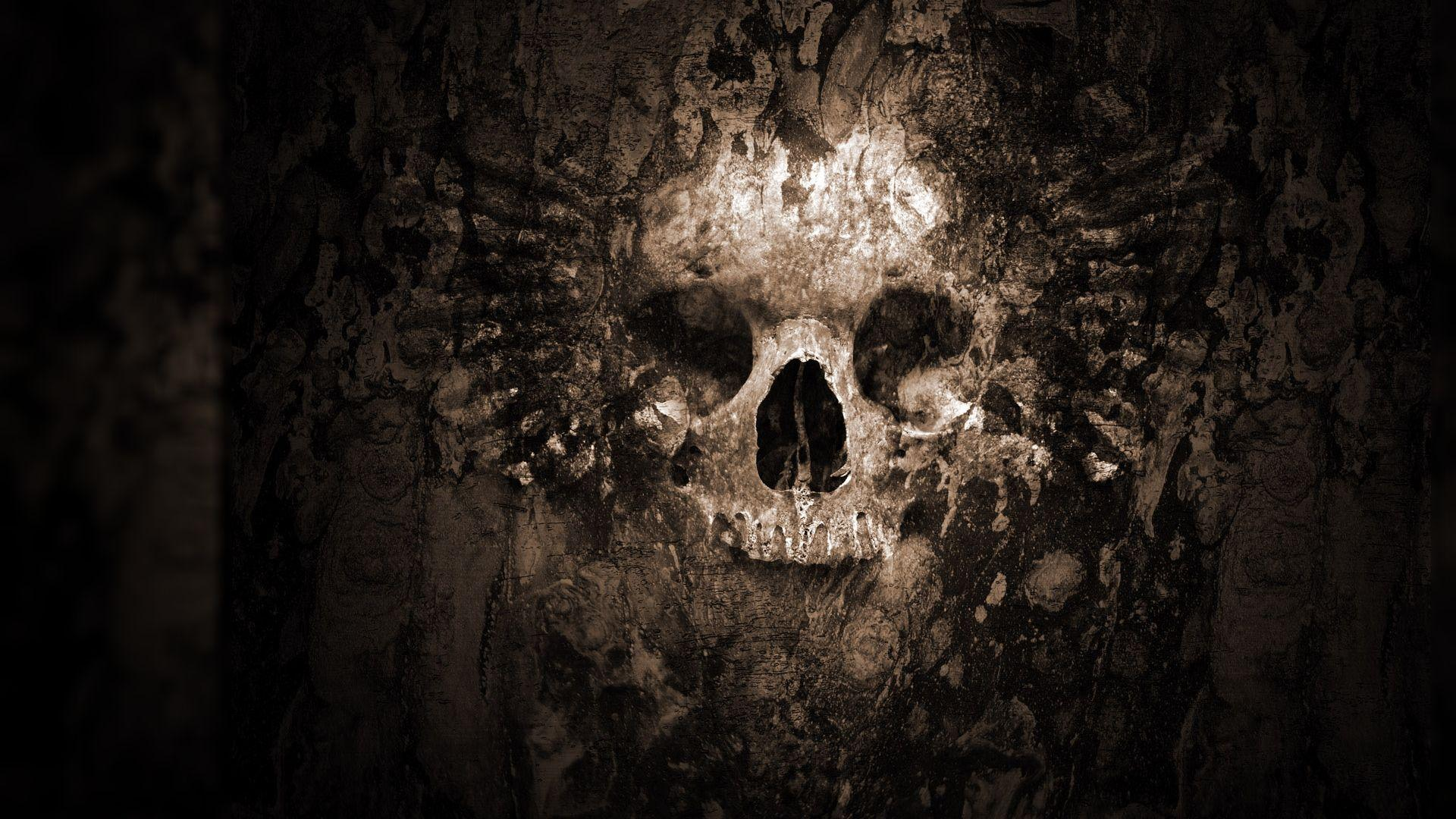 Free Scary Desktop Backgrounds Wallpaper Cave
