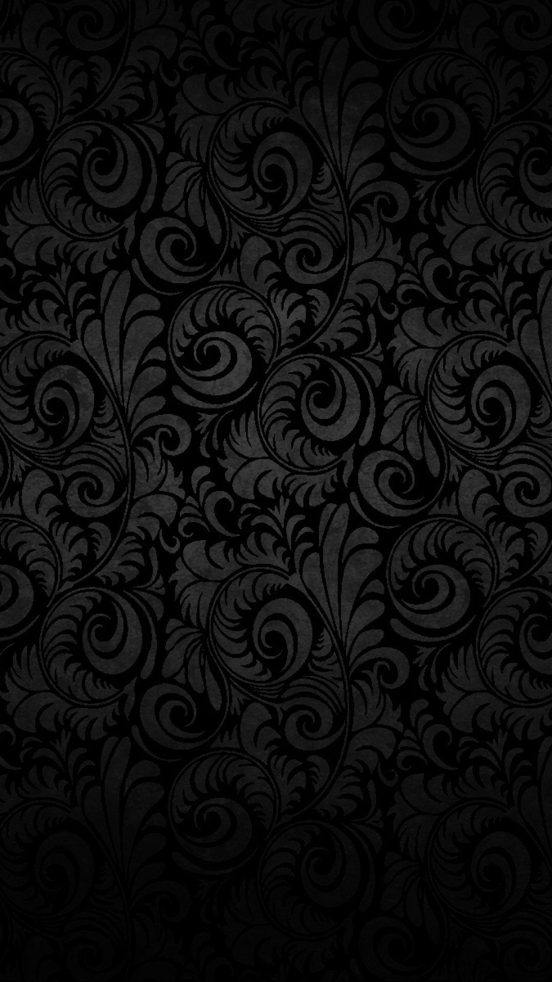 Black Wallpapers Wallpaper Cave