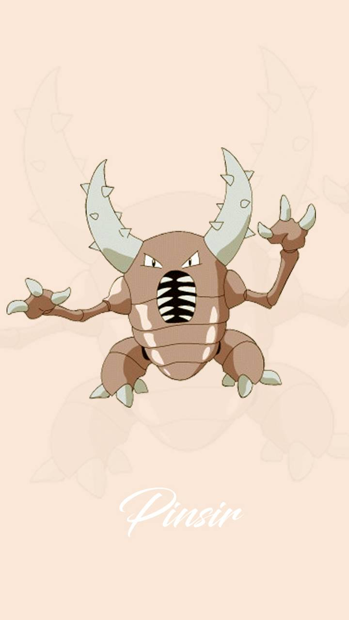 Pinsir wallpapers by PnutNickster