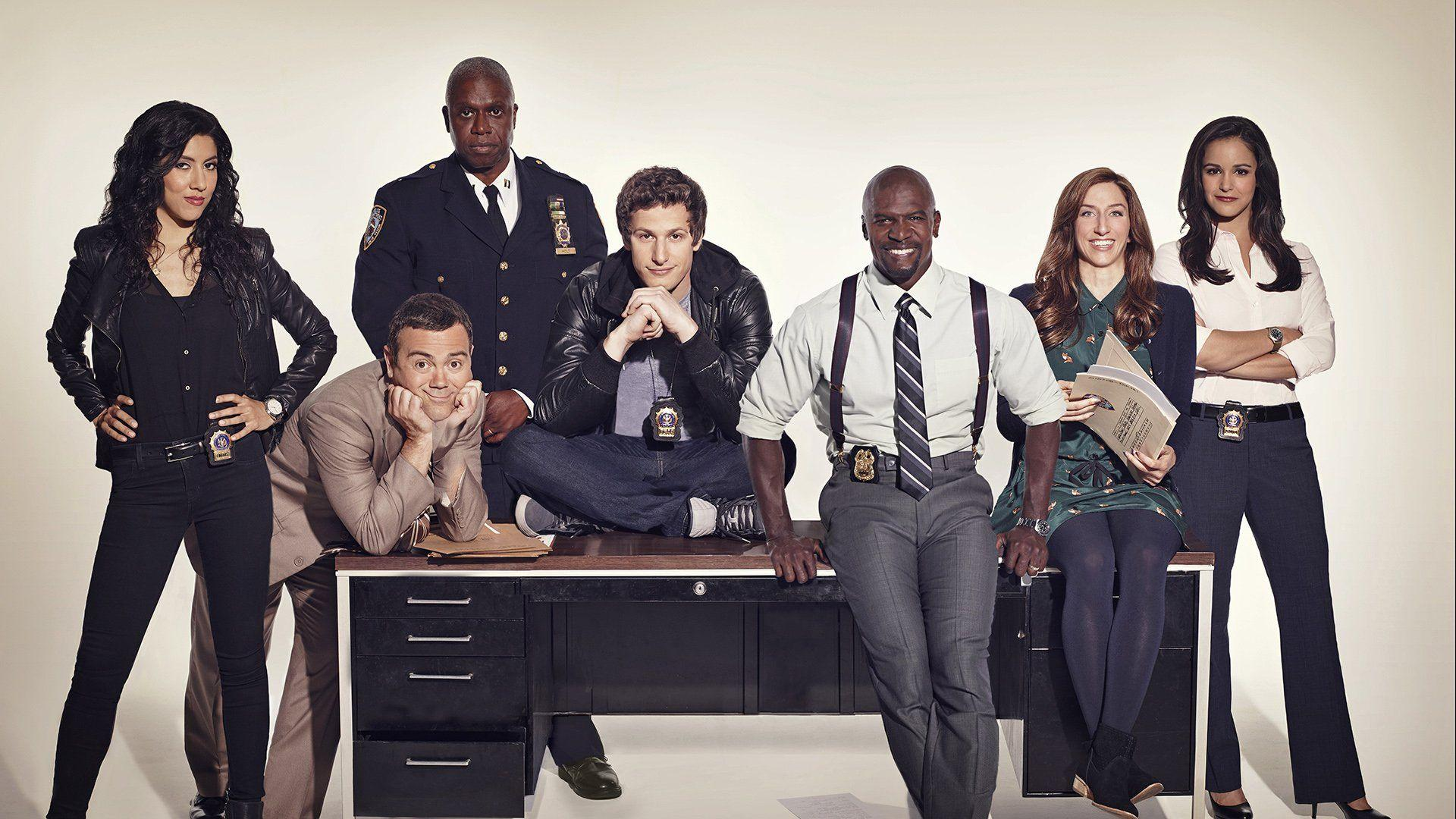 39 Brooklyn Nine-Nine HD Wallpapers | Background Images ...