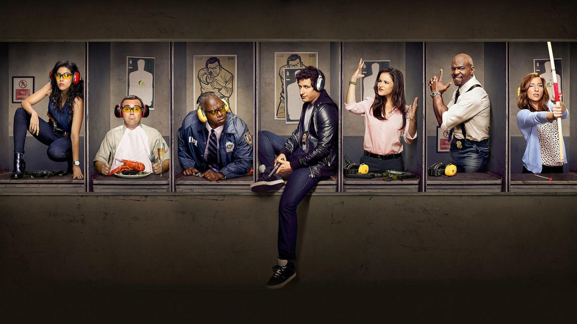 Brooklyn Nine-Nine Wallpapers, Pictures, Images