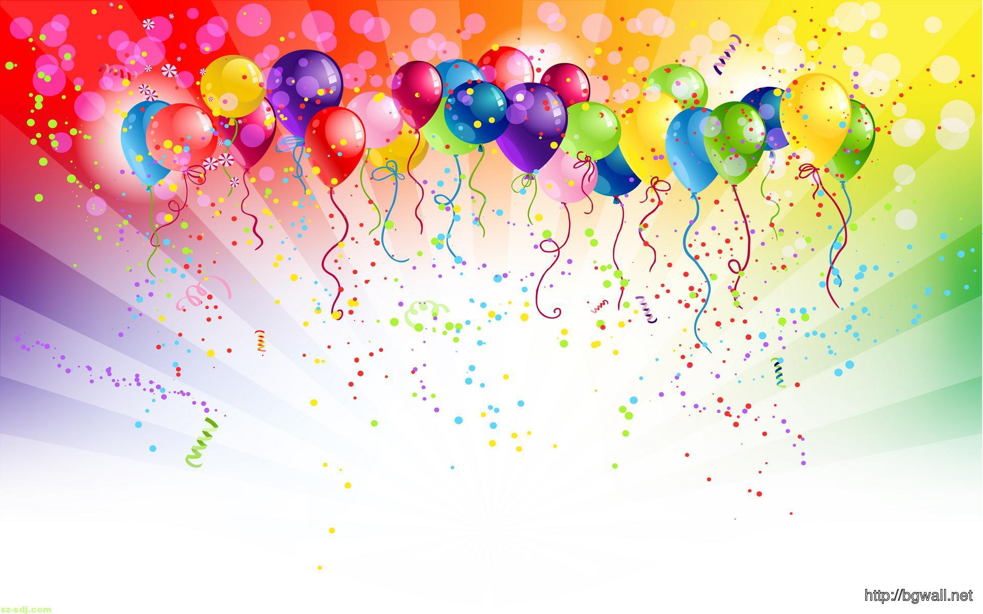 Birthday Party Wallpapers Wallpaper Cave