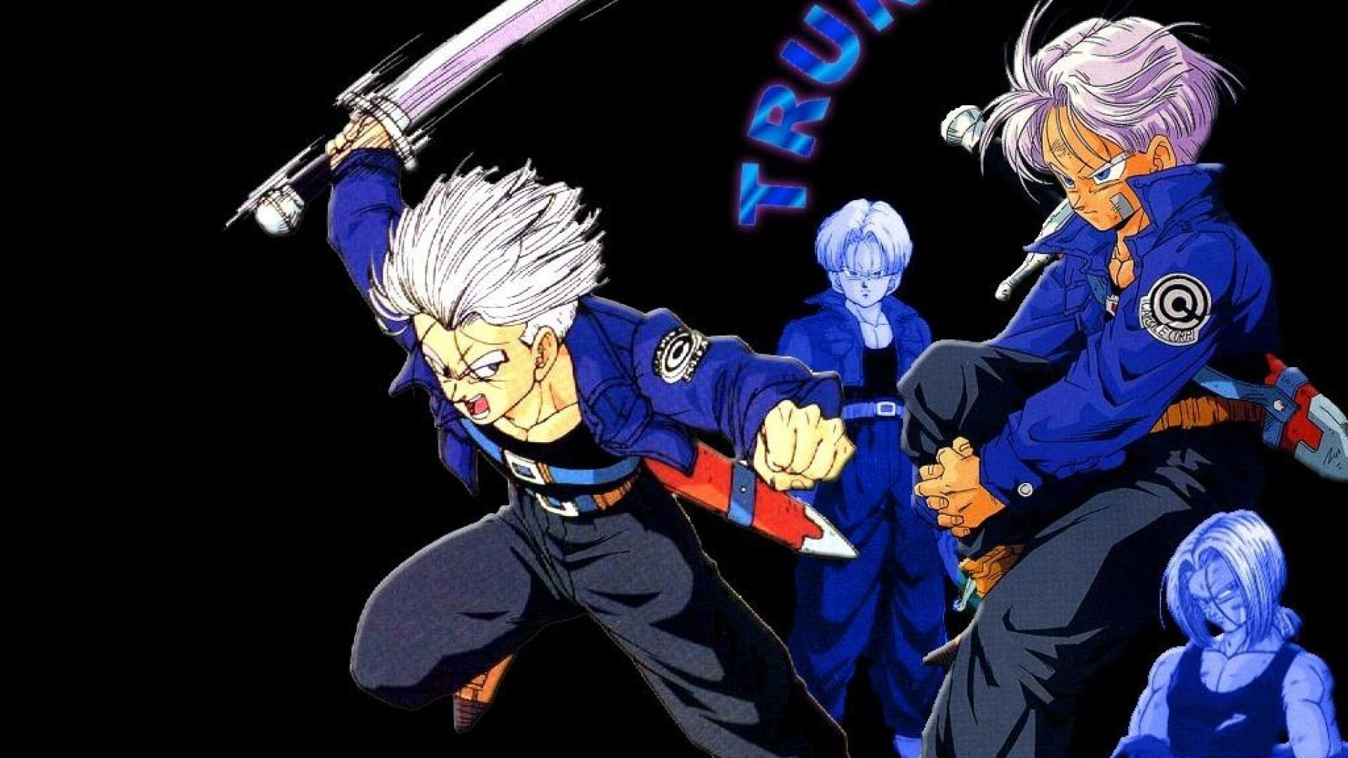 Trunks Wallpaper New Wallpapers