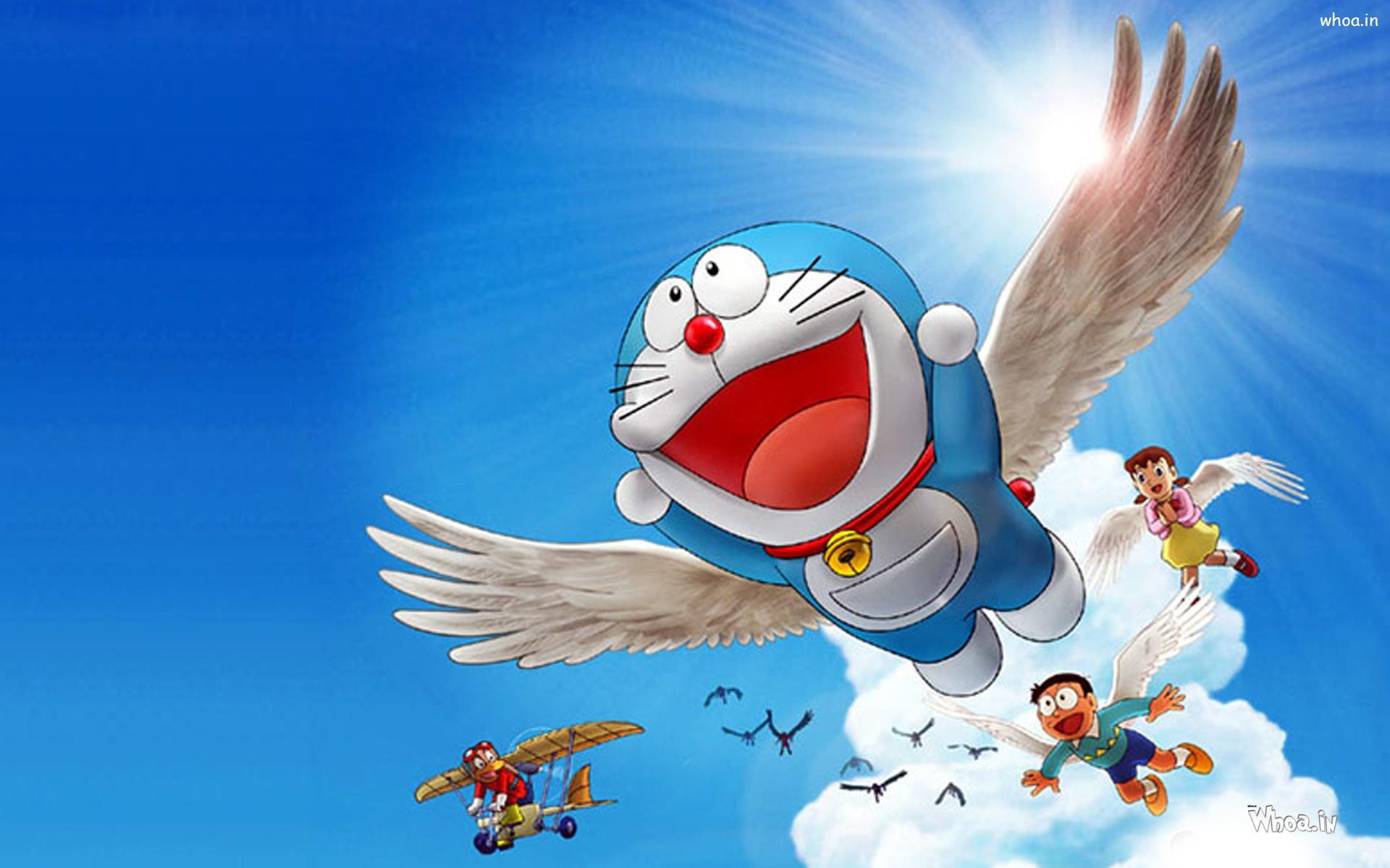 Doraemon Wallpapers Hd Wallpaper Cave