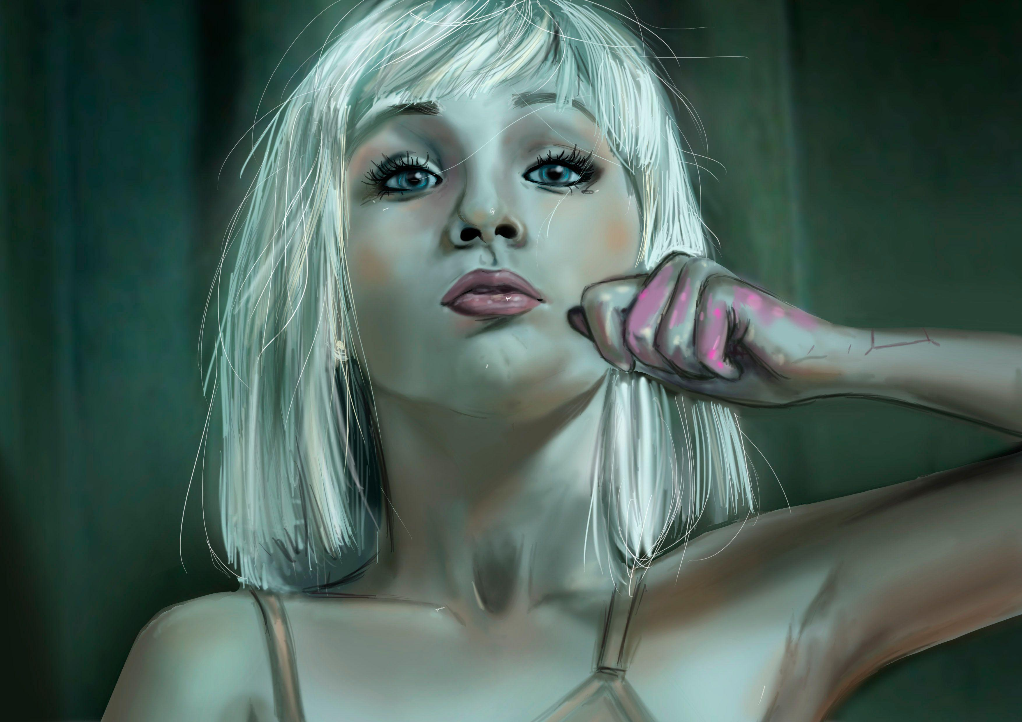 Sia Wallpapers PK139 Full HD Pictures Mobile PC IPhone And