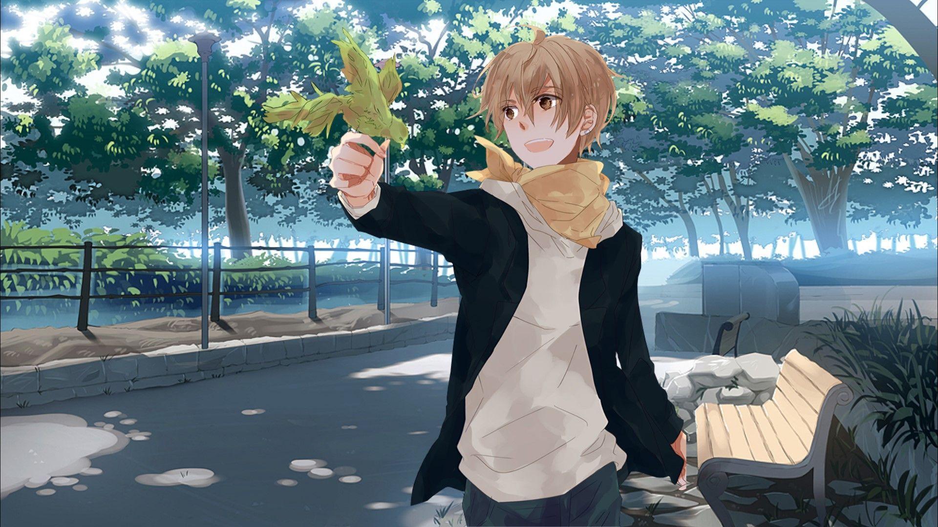 Wallpaper wiki cute anime boy background pic wpc0012498