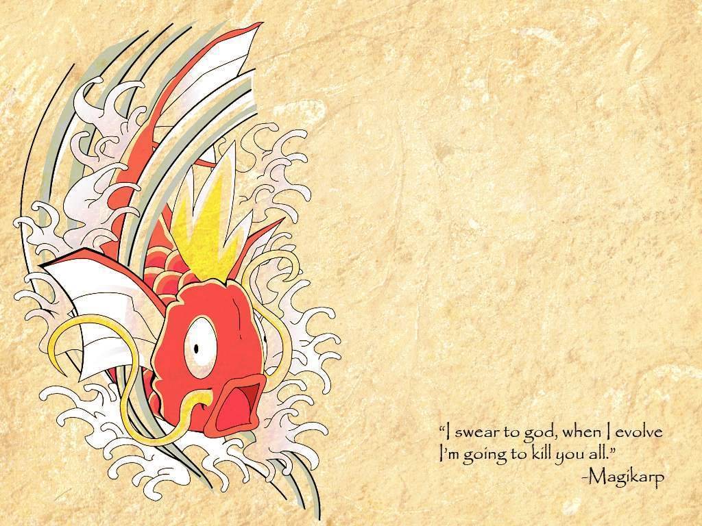 magikarp images Magikarp HD wallpaper and background photos (20868558)