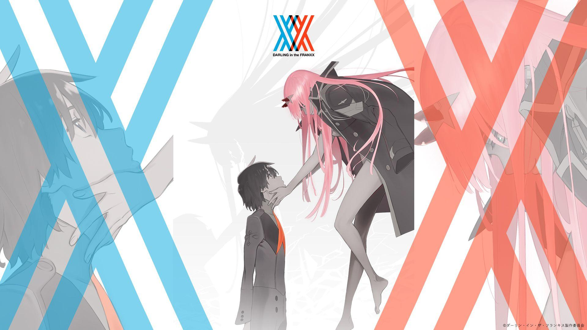 Darling In The Franxx Wallpapers Wallpaper Cave