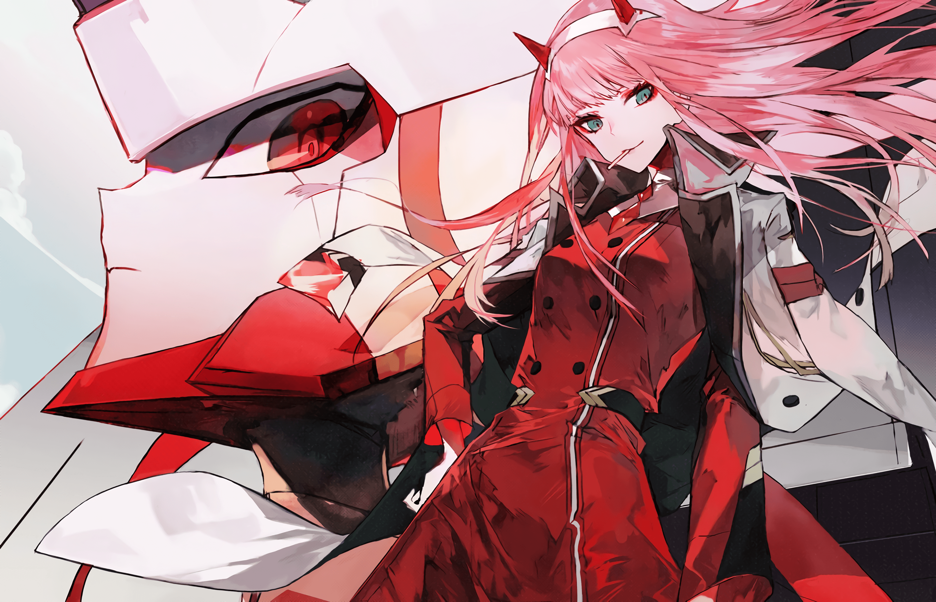 237 Darling in the FranXX HD Wallpapers
