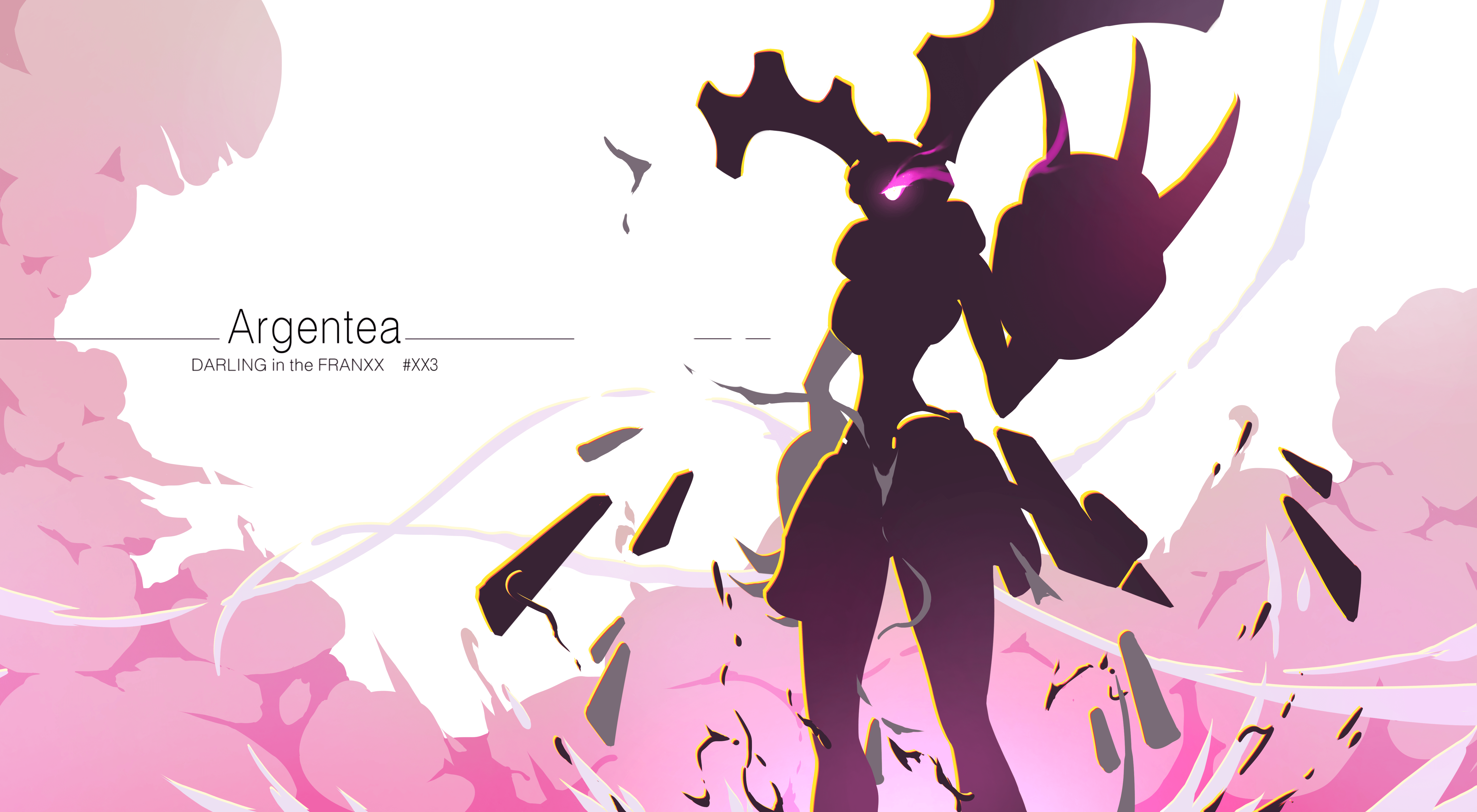 These Darling in the FranXX wallpapers are amazing
