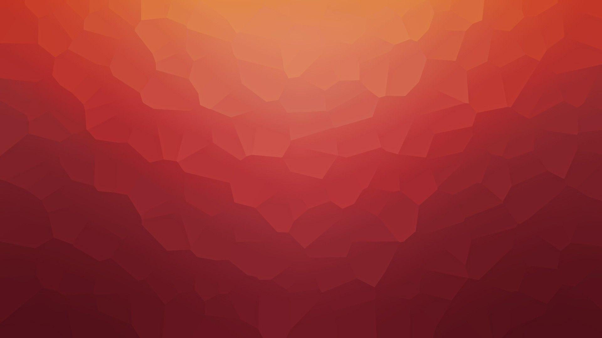 Pattern texture red psychedelic wallpapers