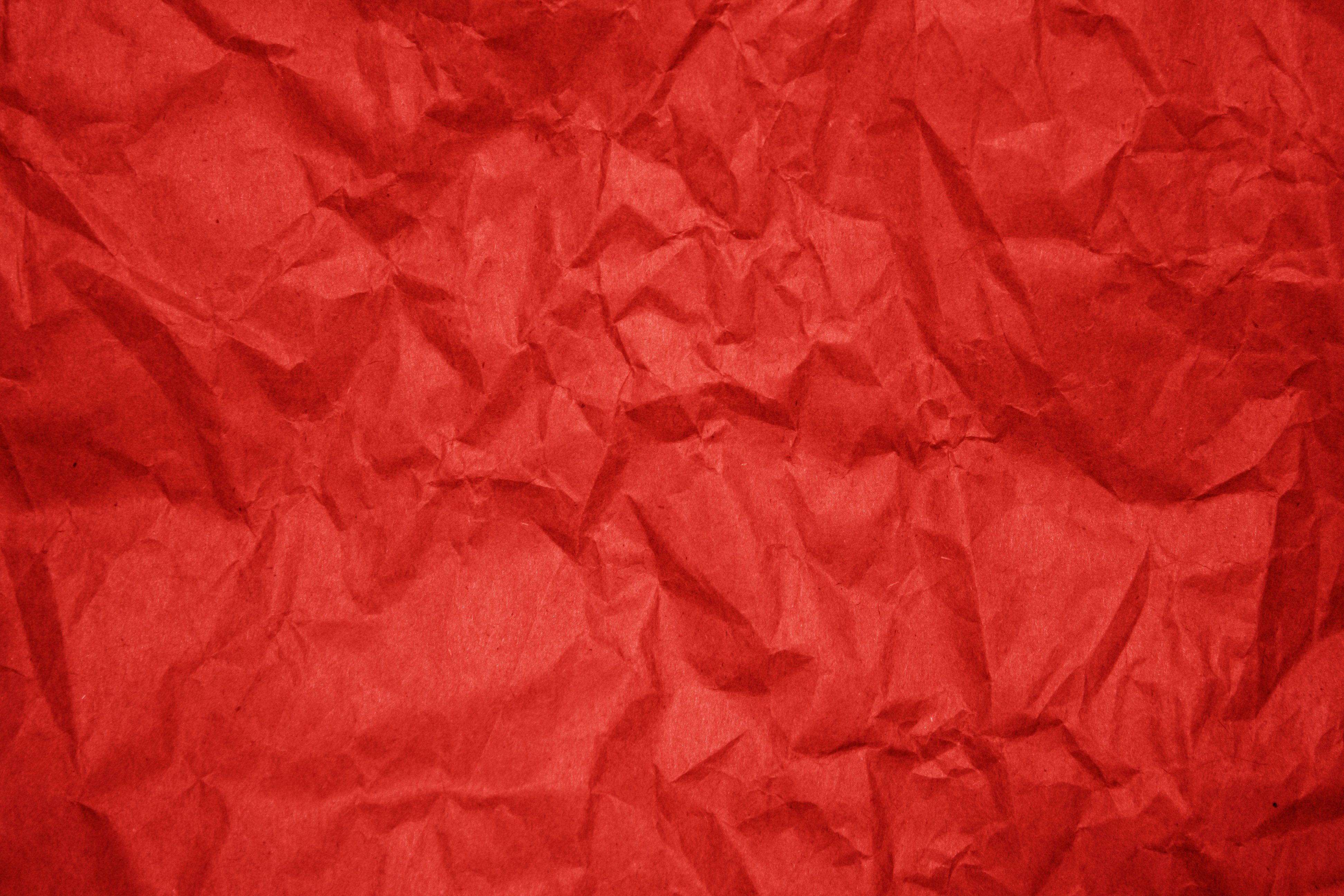red paper wallpapers red wrinkled paper texture
