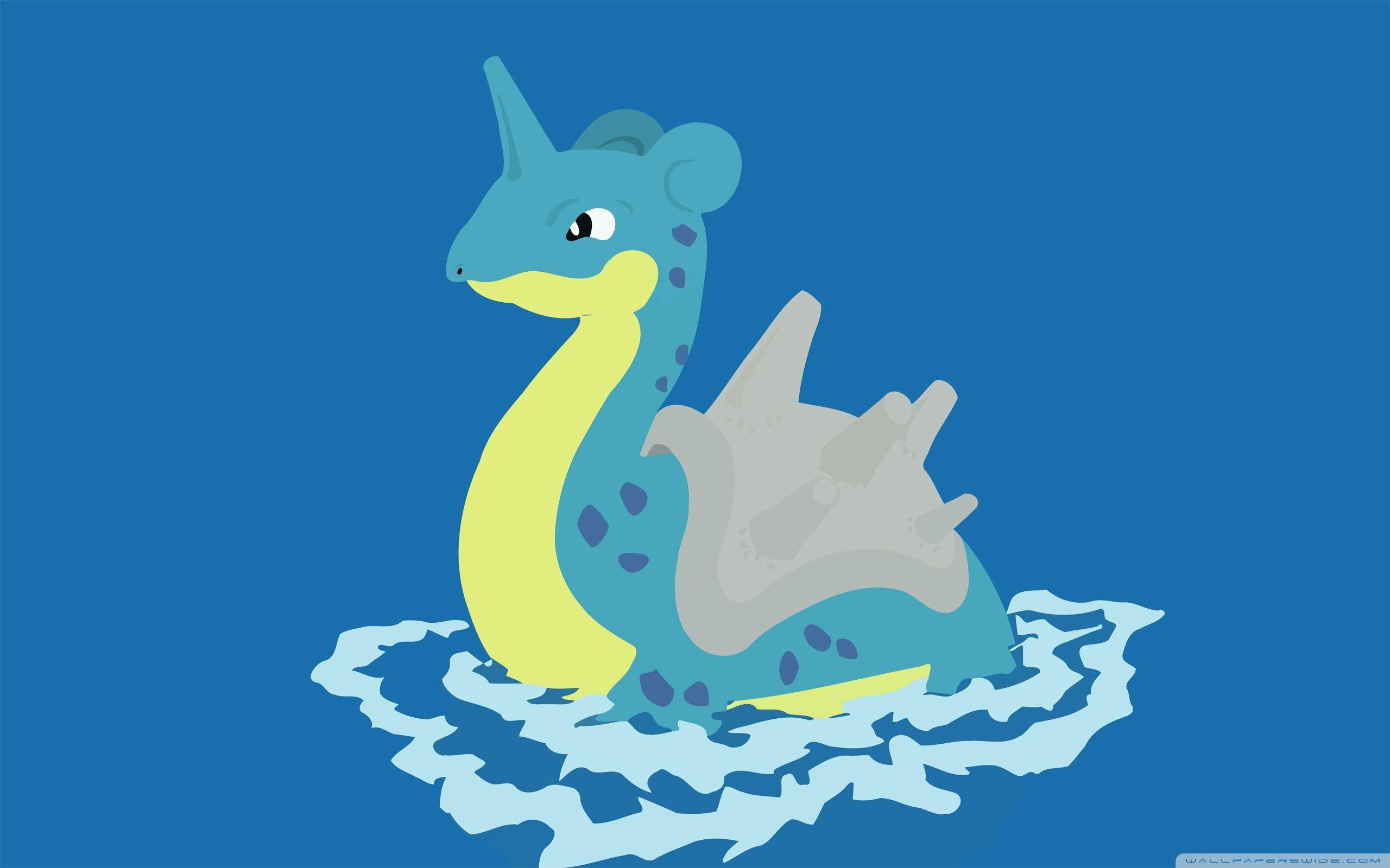 Lapras Pokemon ❤ 4K HD Desktop Wallpapers for 4K Ultra HD TV