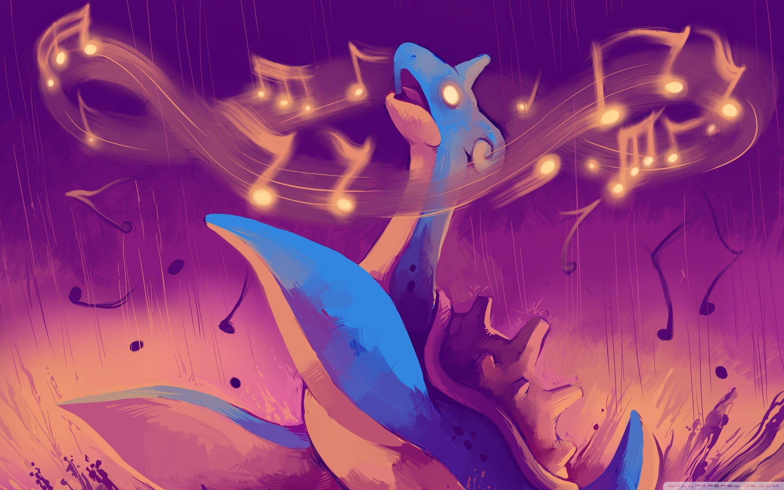 Lapras ❤ 4K HD Desktop Wallpapers for • Tablet • Smartphone