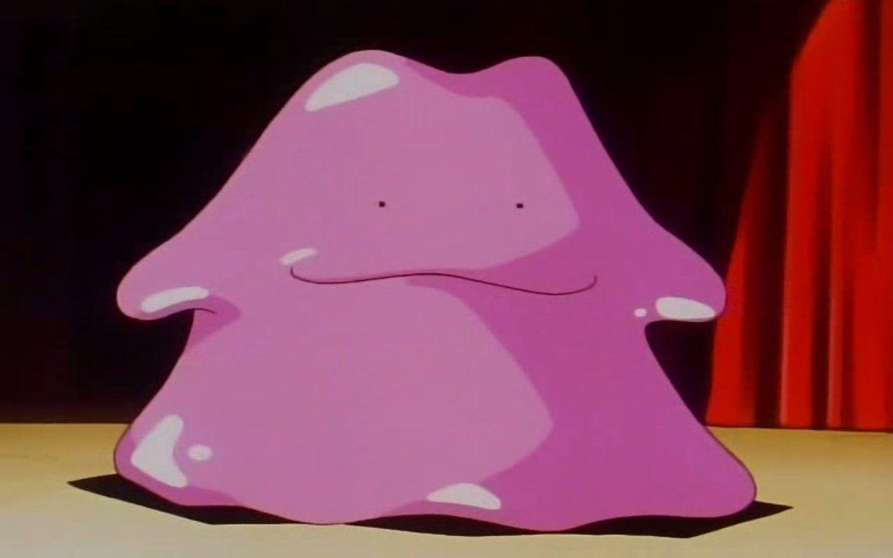 Where is Ditto in 'Pokemon Go'?