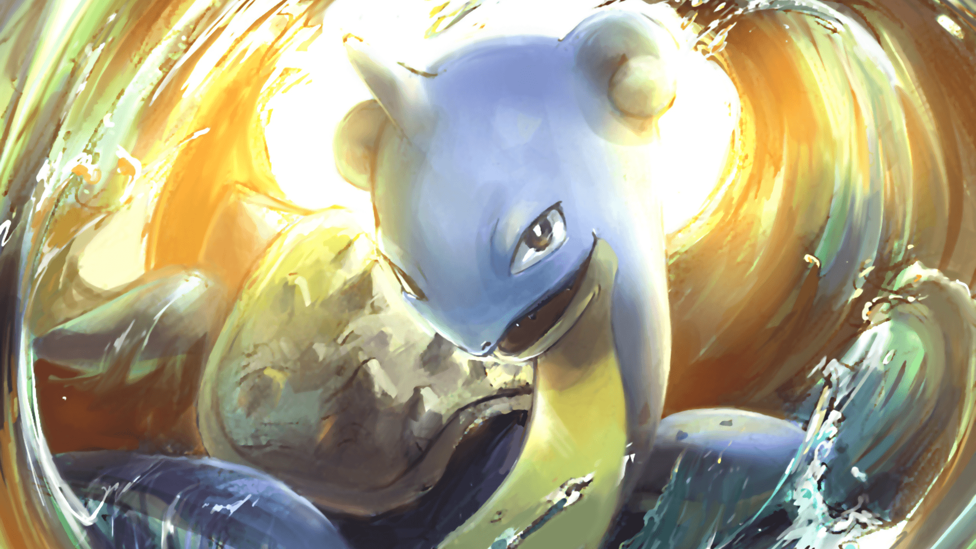 Pokemon Lapras HD Wallpapers by tommospidey.deviantart on