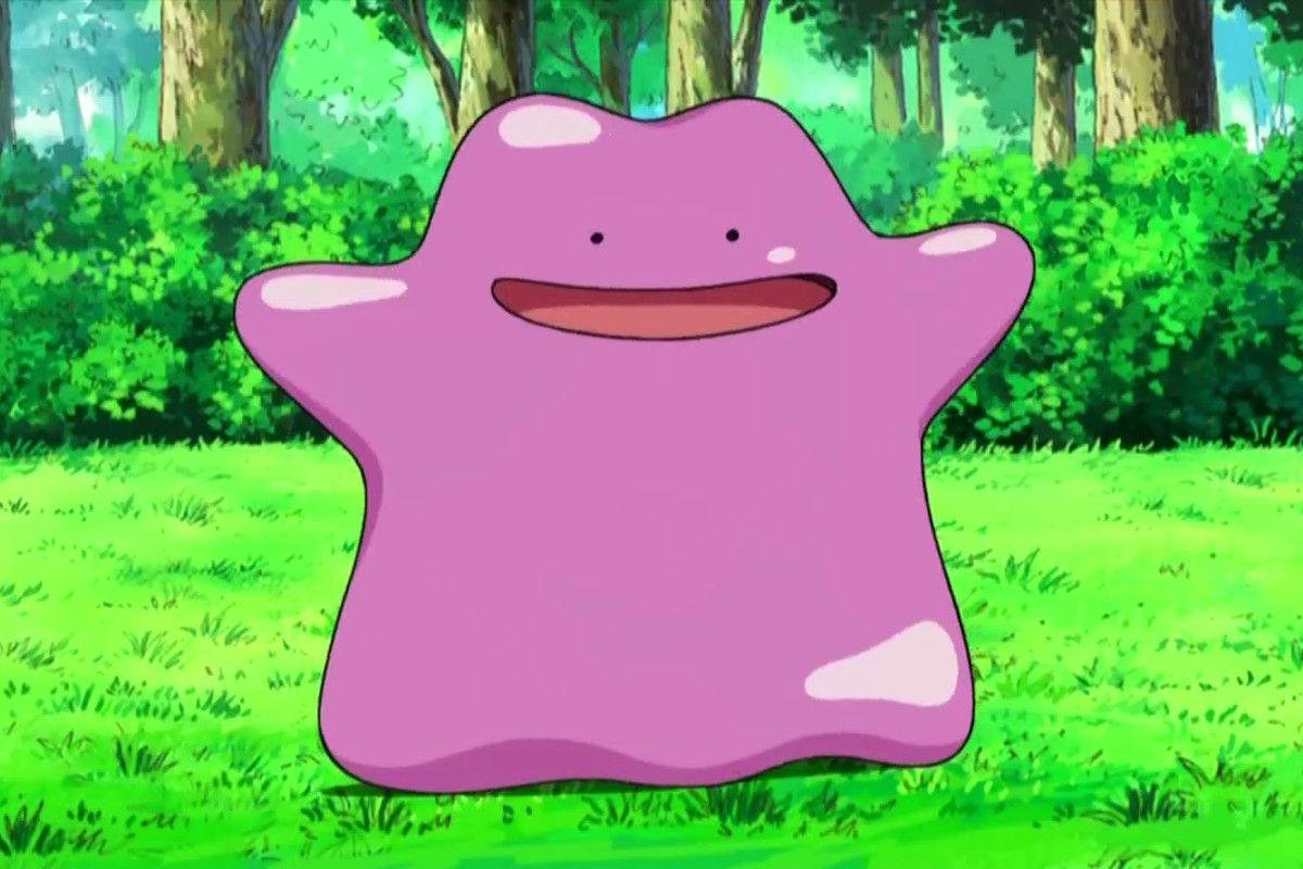 Ditto is now available in Pokémon Go