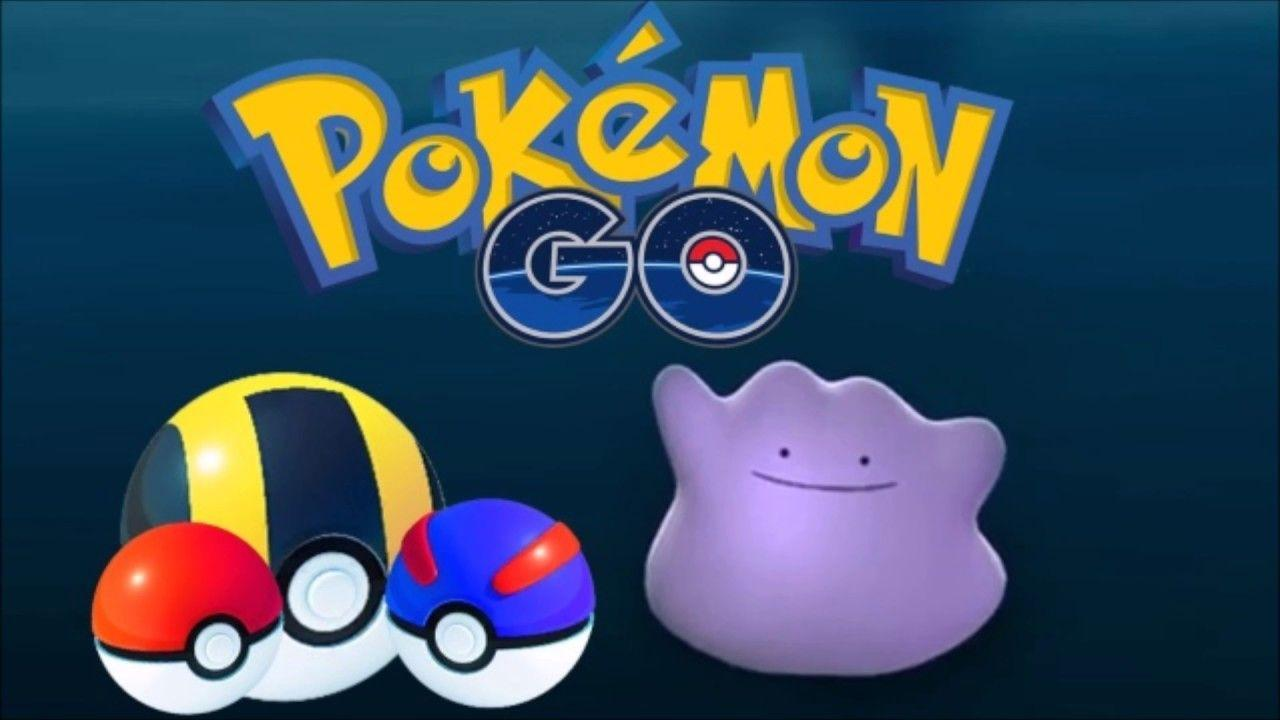 Pokemon Go Ditto Sound Effect