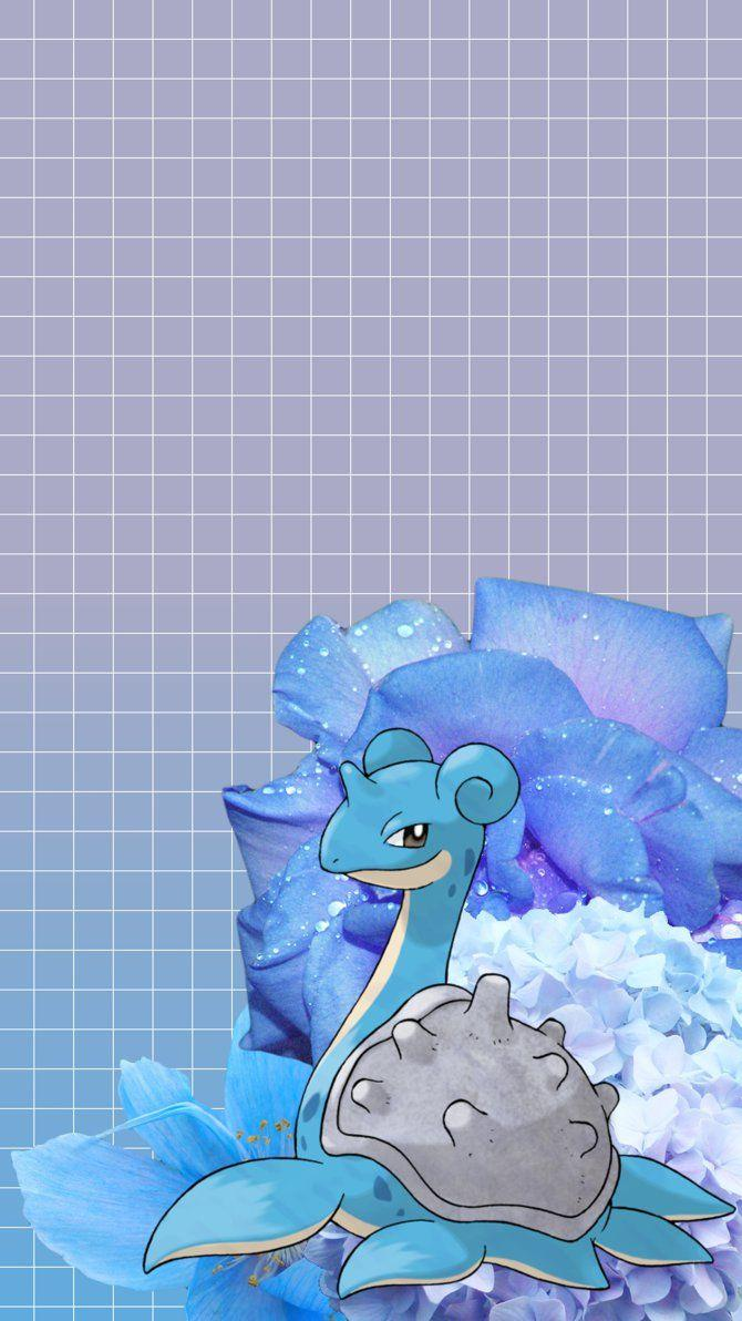 Lapras iPhone 6 Wallpapers by JollytheDitto