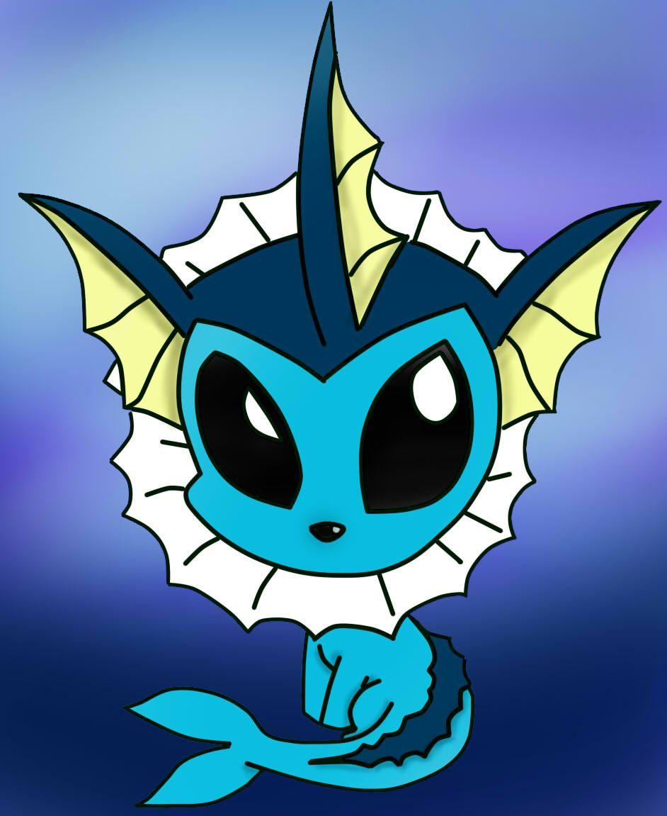 Eevee 4 Ever! images Vaporeon CuTe. Isn*t it ? HD wallpaper and ...