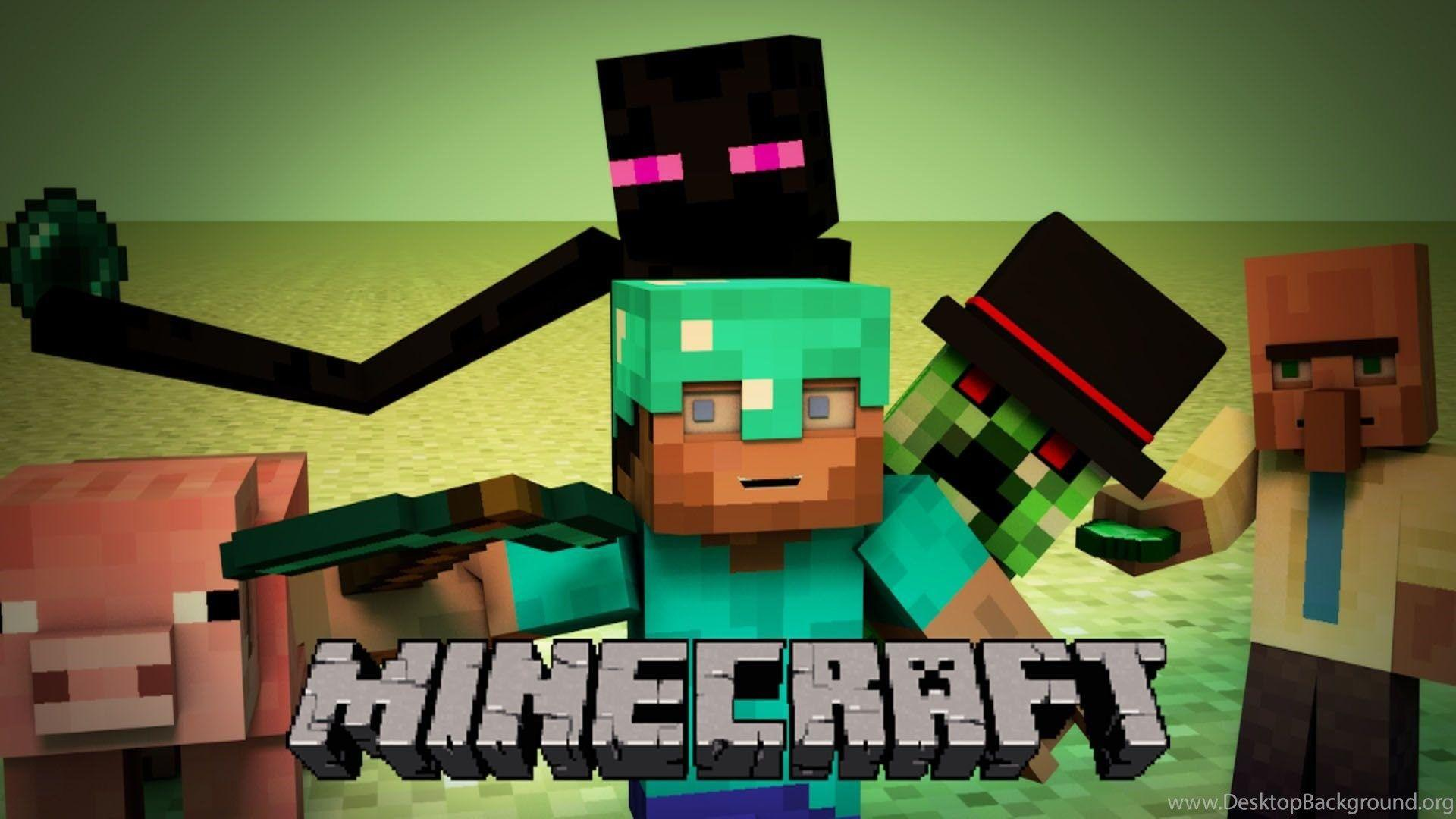 Minecraft Steve Wallpapers Wallpaper Cave