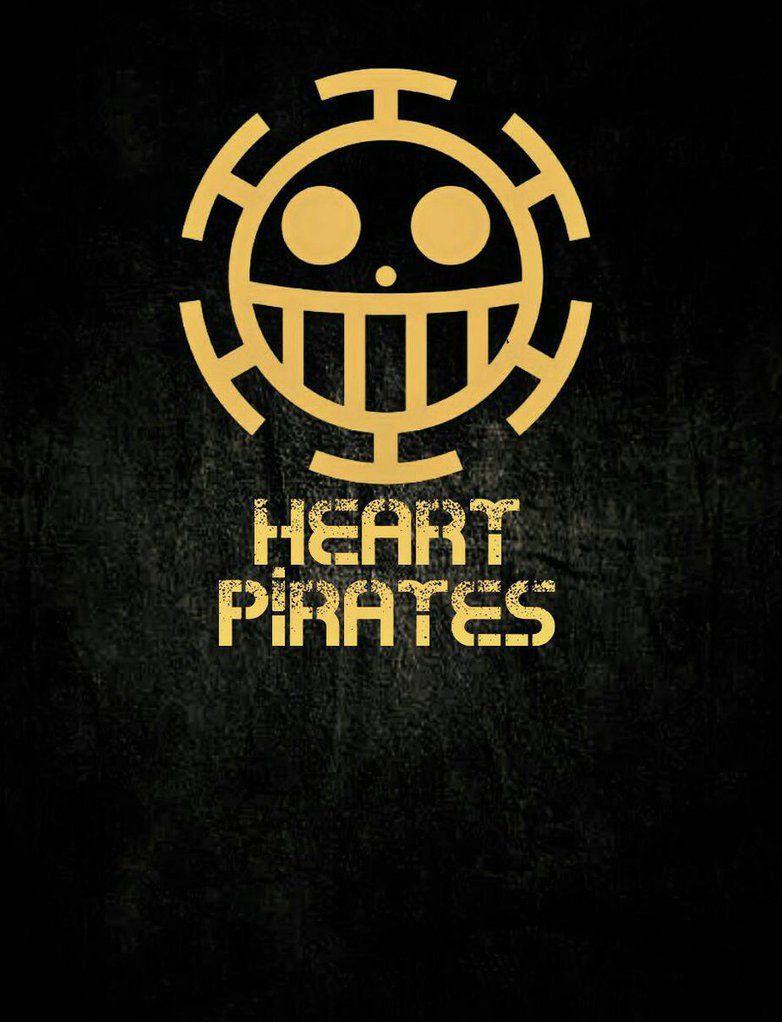 Heart Pirates Phone Wallpaper by ZainIbnAmin on DeviantArt