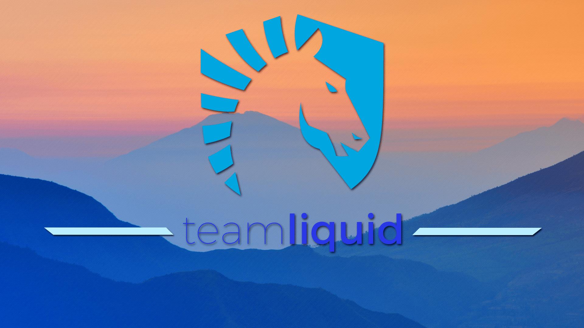 Liquid Hd Wallpaper: Team Liquid Wallpapers