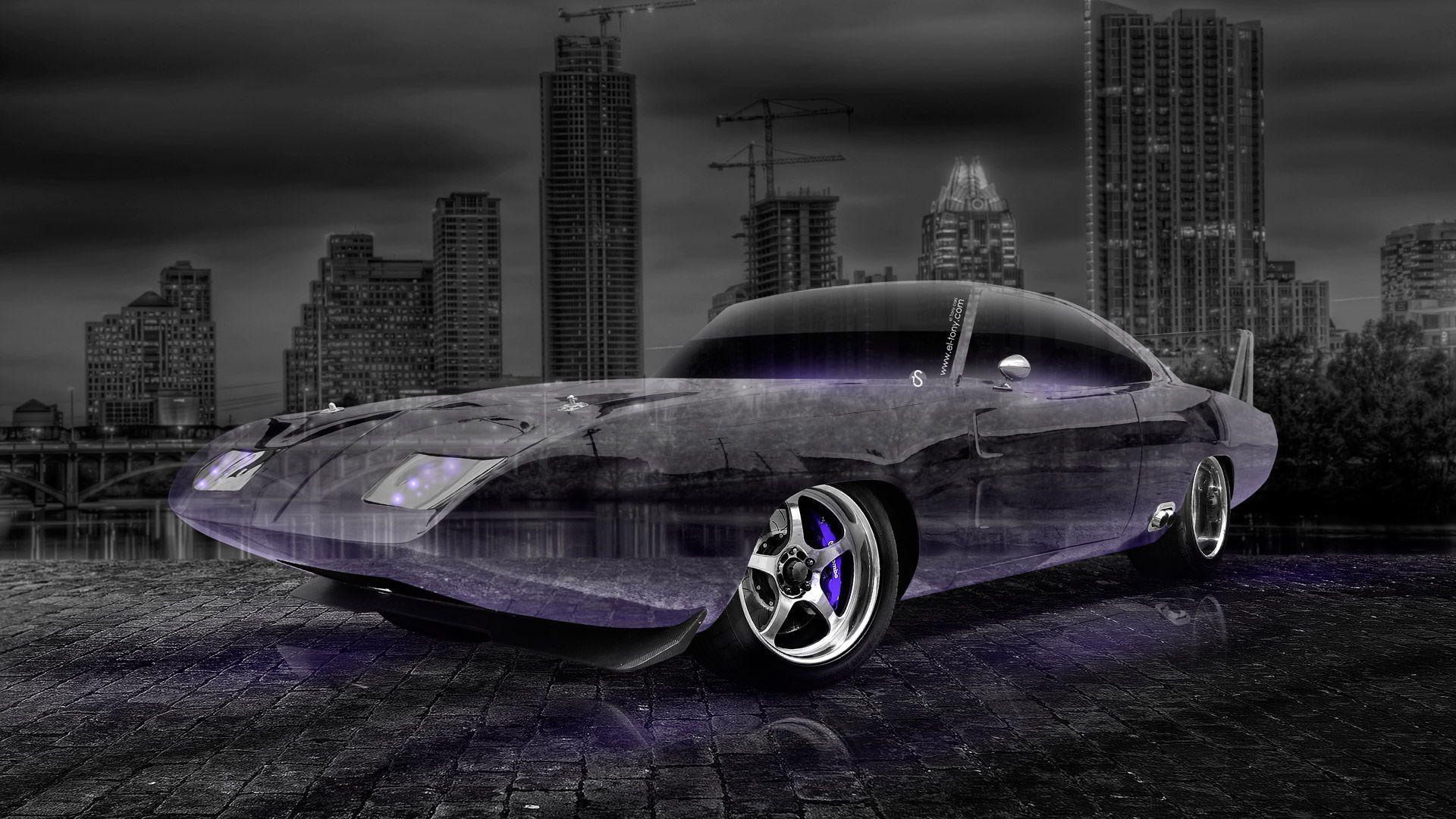 Dodge Charger Daytona Muscle Crystal City Car 2014 | El Tony
