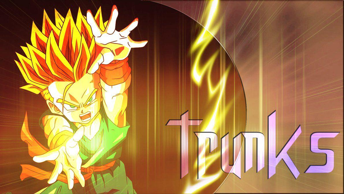 Hero Wallpapers 4 Trunks 1080p by Boeingfreak