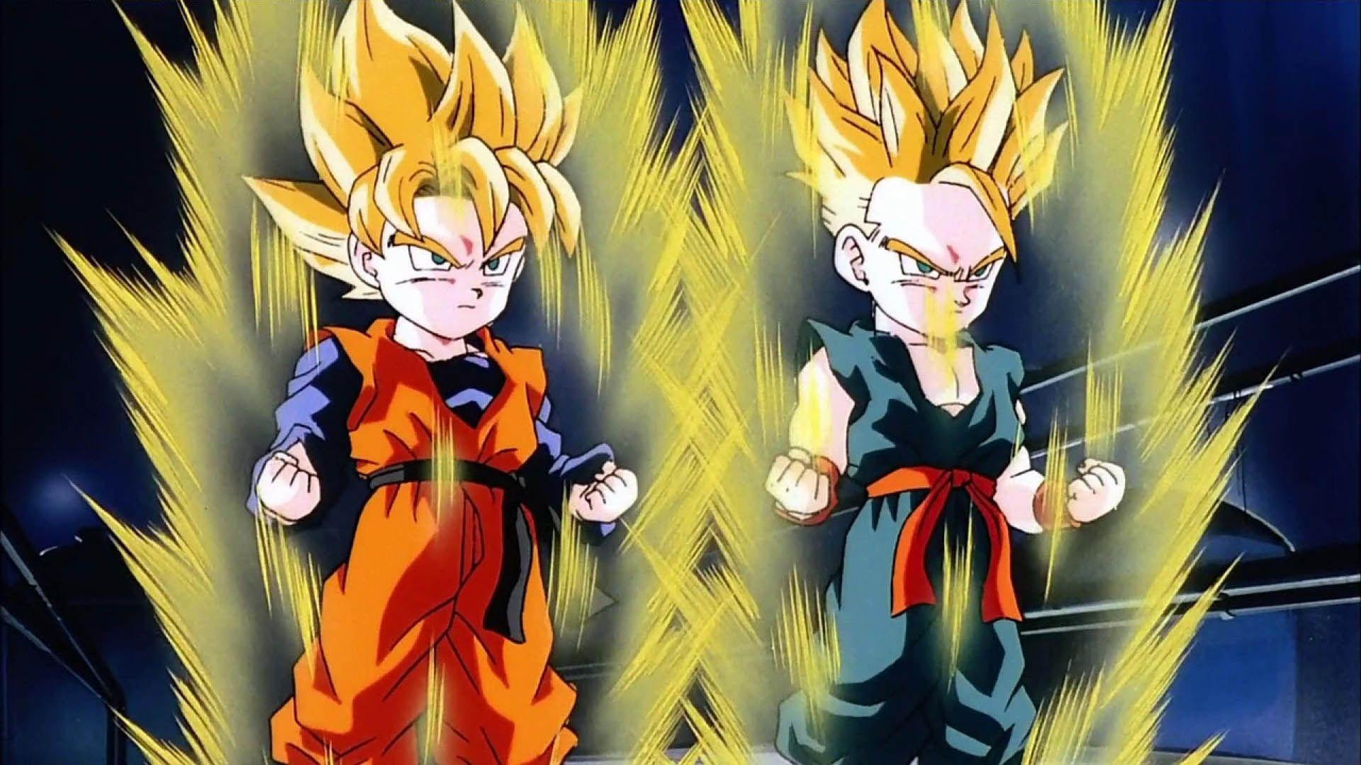 Goten Dragon Ball HD Wallpaper Backgrounds Wallpapers