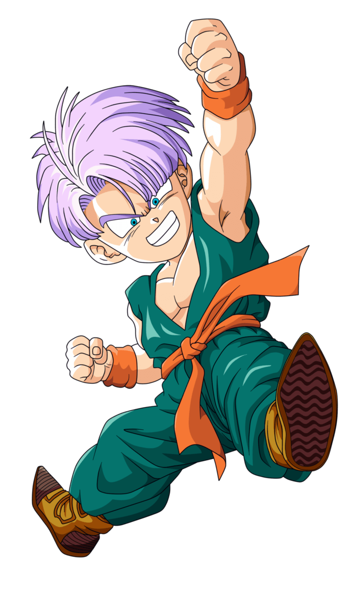Kid Trunks by EmiyanSaiyan