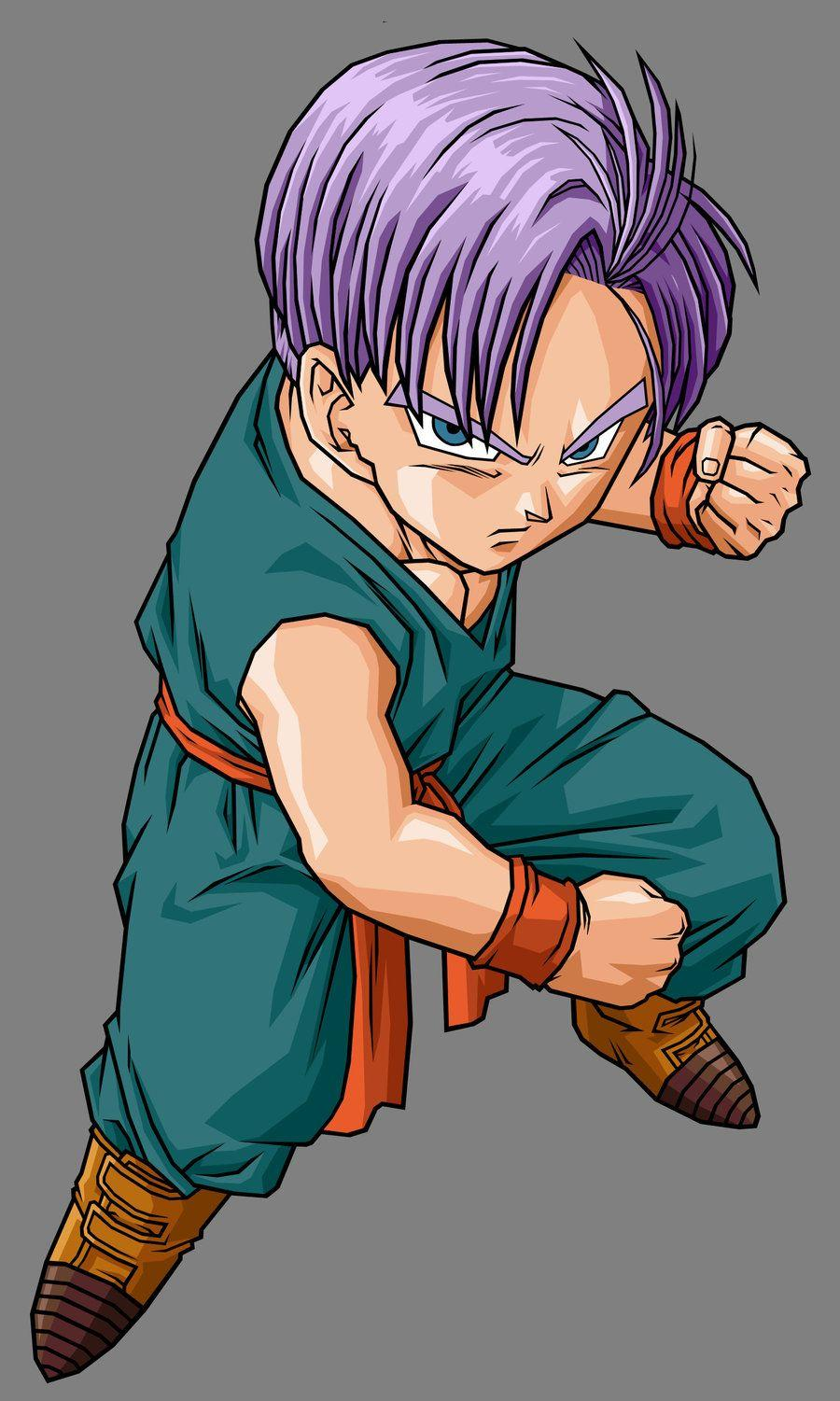 Kid Trunks Dbz – HD Wallpapers Gallery