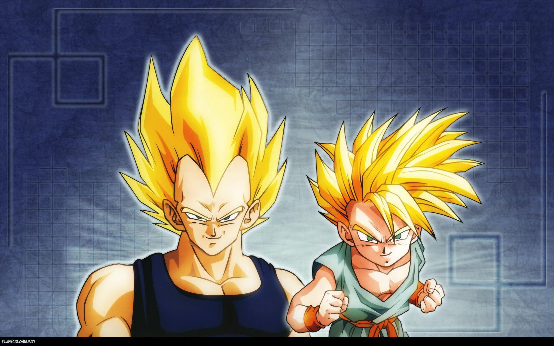 Dragon Ball Z Trunks Gallery 598254347 Wallpapers for Free