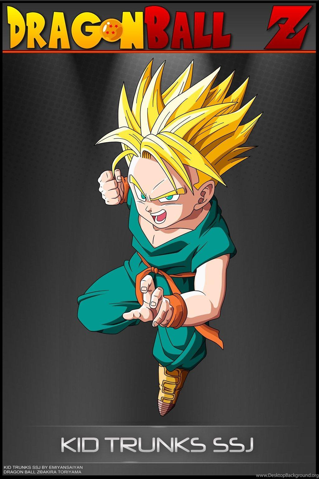 Wallpapers De Trunks Taringa! Desktop Backgrounds
