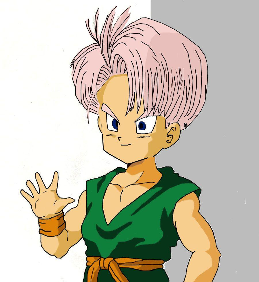 Kid Trunks Dbz