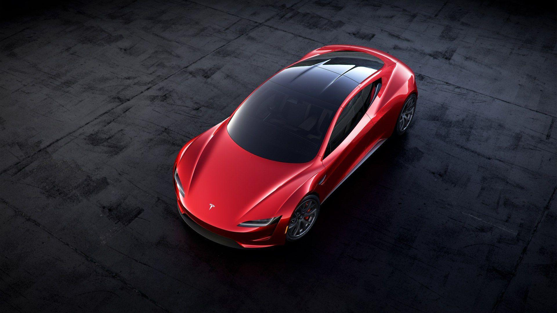 Tesla Roadster Wallpapers Wallpaper Cave