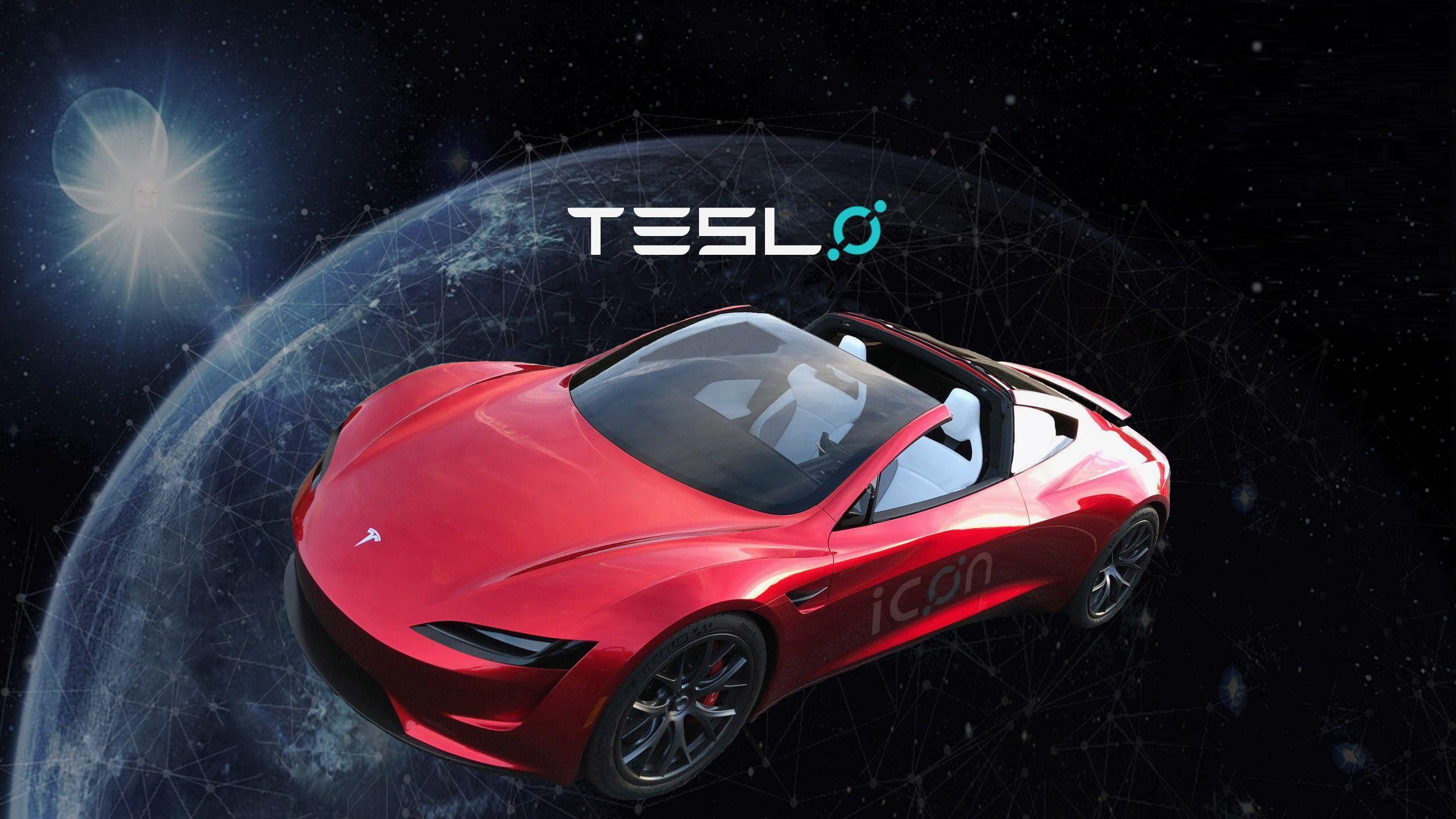 Tesla Roadster Wallpapers Wallpaper Cave