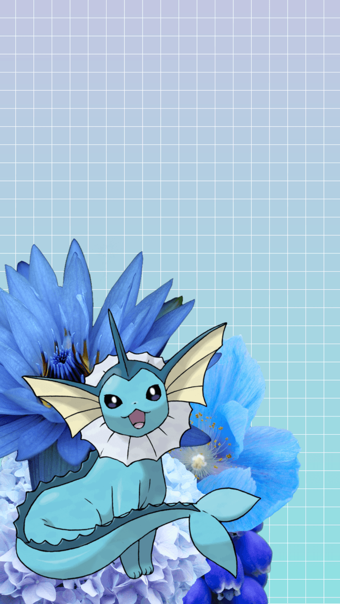 Vaporeon iPhone 6 Wallpaper by JollytheDitto on DeviantArt