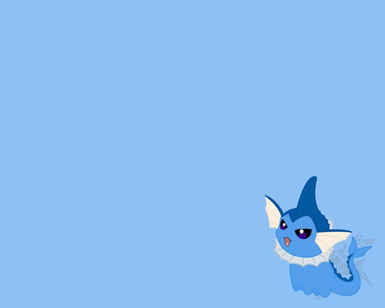 pokemon vaporeon 1280x1024 wallpaper High Quality Wallpapers,High ...