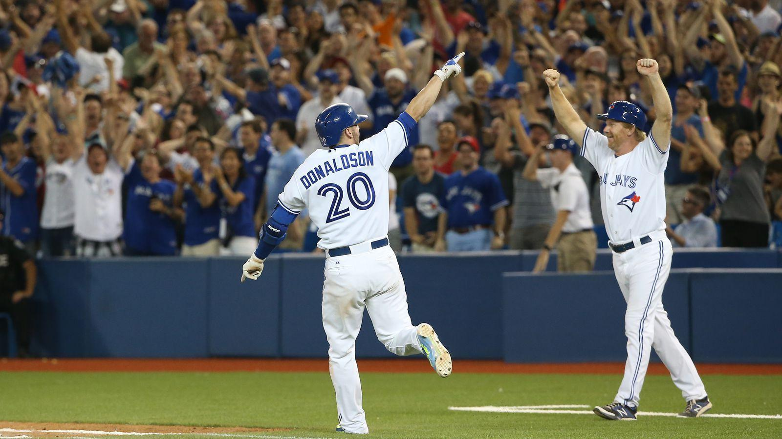 Josh Donaldson added even more power