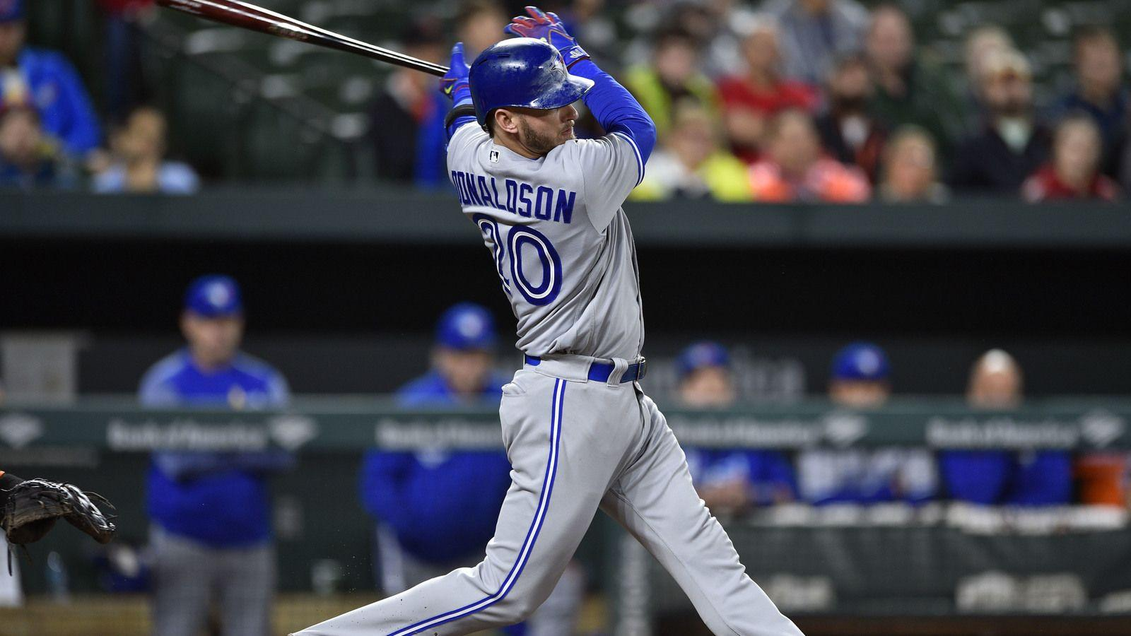 Blue Jays reportedly unlikely to trade Josh Donaldson