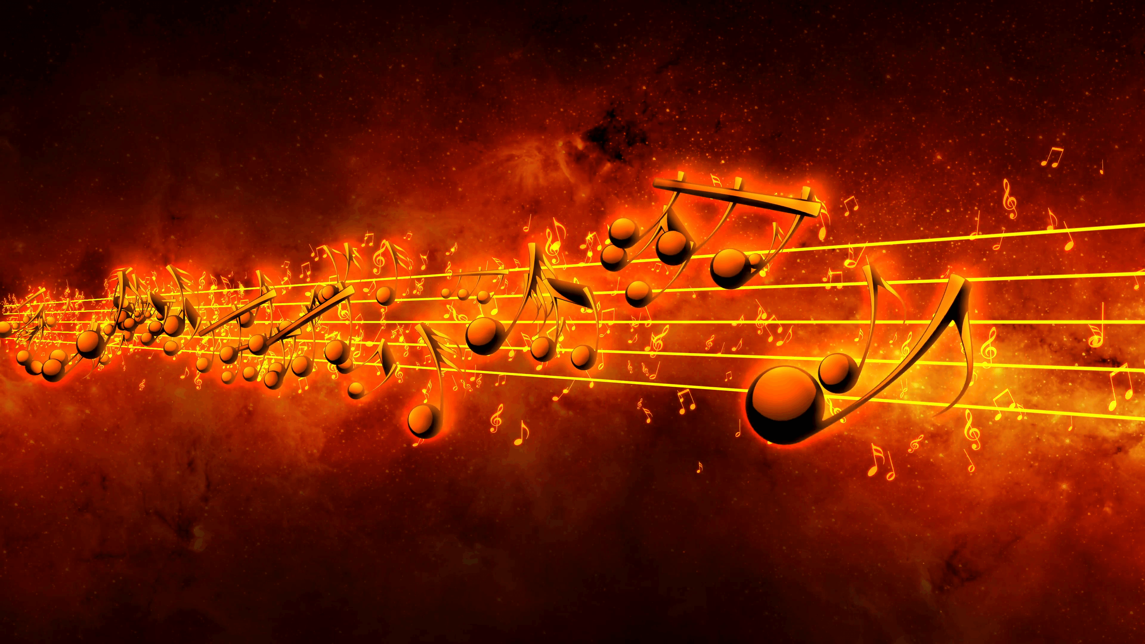background musical music notes animated backgrounds motion flowing stream flying wallpapercave storyblocks cave wallpapertag