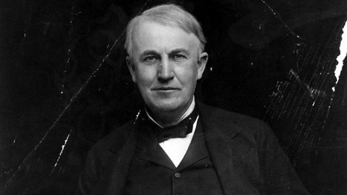 Image result for thomas edison hd