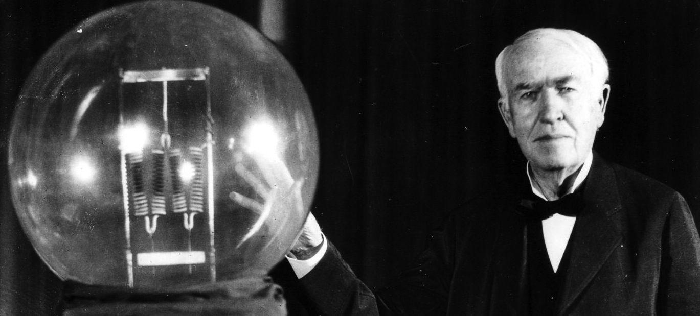 Celebrities Thomas Edison 1369x619px – 100% Quality HD Wallpapers