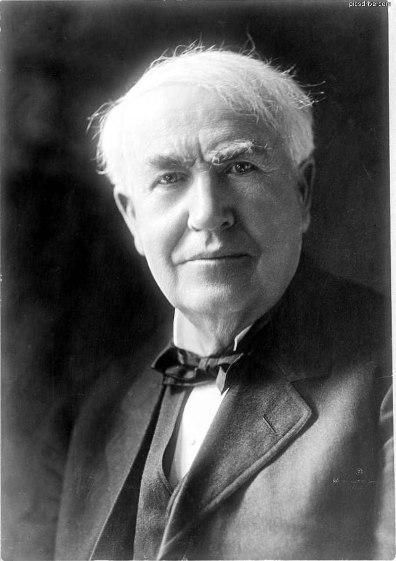 12+ Best HD Thomas Edison Wallpapers