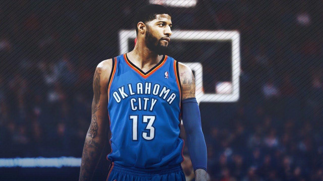Paul George Oklahoma City Wallpaper - Live Wallpaper HD .