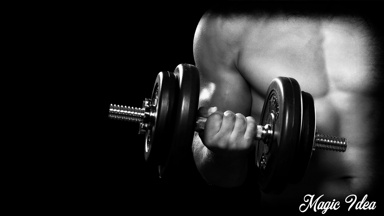 Gym Workout Wallpapers Wallpaper Cave