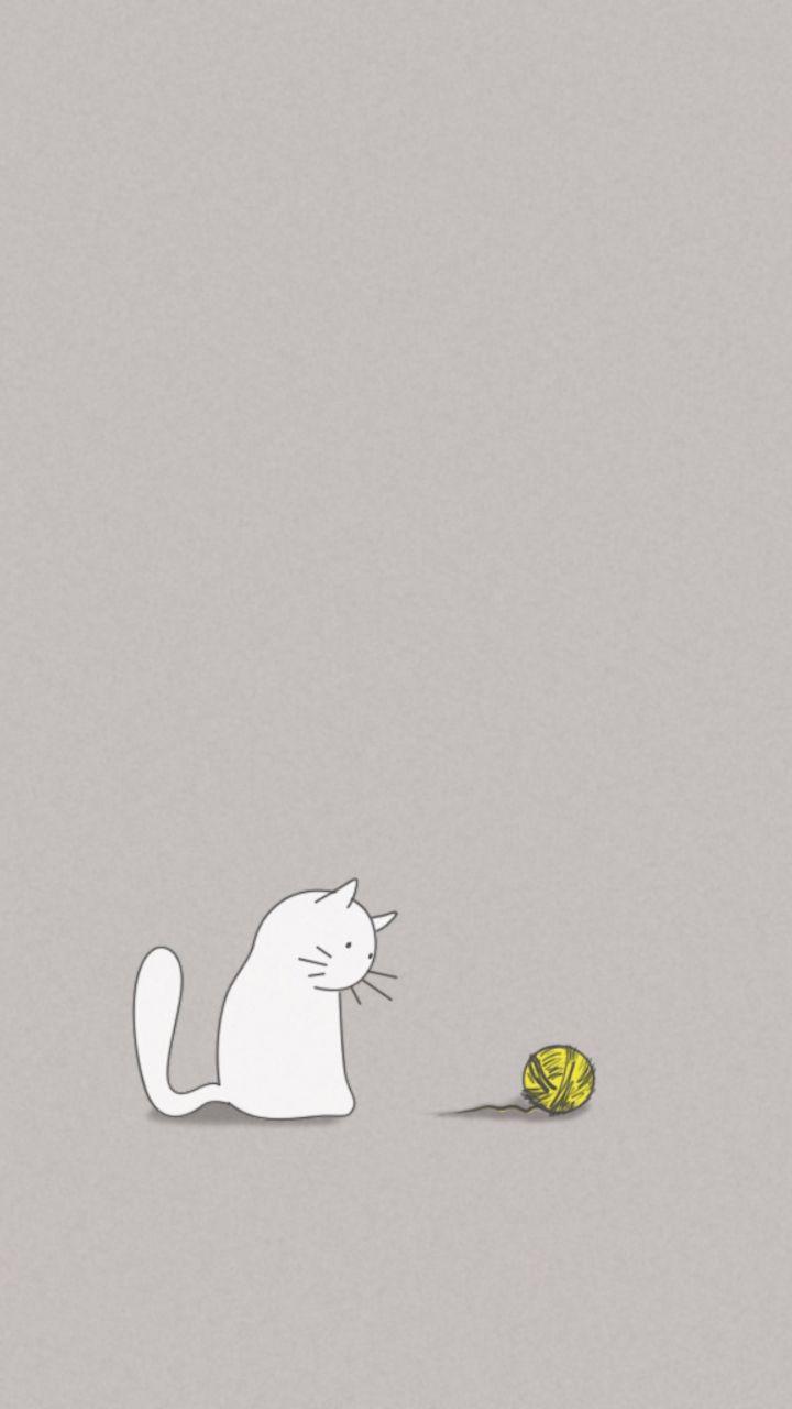 Cartoon Cats Wallpapers Wallpaper Cave